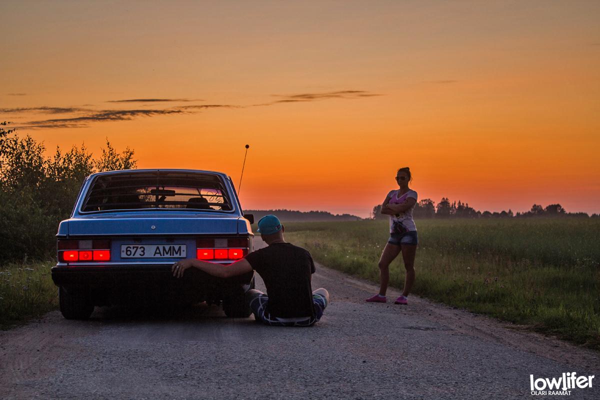 Olari Volvo 244